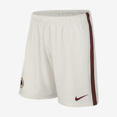 MEN'S A.S.ROMA STADIUM SHORT BIANCO NIKE