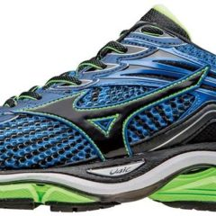 WAVE ENIGMA 6 SKY BLACK GREEN MIZUNO