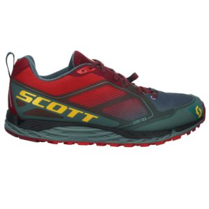 T2 KINABALU GTX 3.0 RED GREY SCOTT