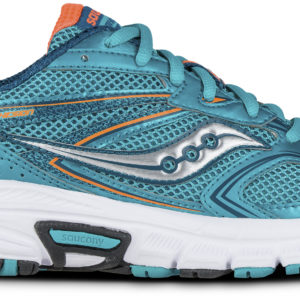 GRID COHESION 9 W BLUE ORANGE SAUCONY
