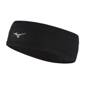 BREATH THERMO HEADBAND BLACK MIZUNO