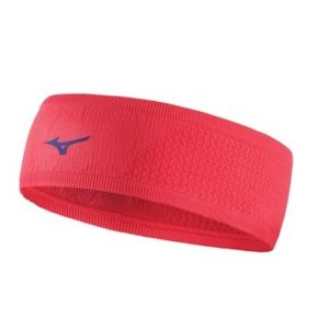 BREATH THERMO HEADBAND FIERYCORAL MIZUNO