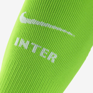 INTER HA3 STADIUM SOCK ELECTRIC GREEN NIKE