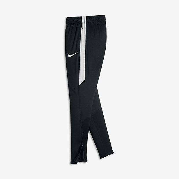 Nike Pantalone Dry Squad BlackWhite