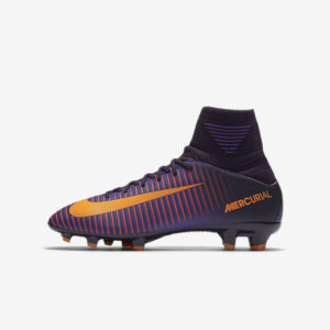 KID'S NIKE JR MERCURIAL SUPERFLY V FG PURPLE DYNAS NIKE