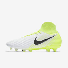 MEN'S NIKE MAGISTA ORDEN II FG WHITE BLACK VOLT NIKE