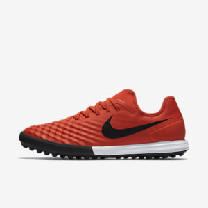 MEN'S NIKE MAGISTA X FINALE II TF MAX ORANGE NIKE
