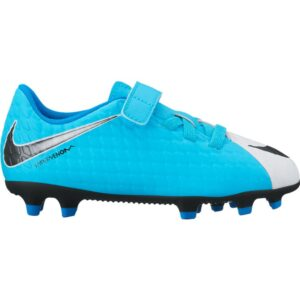 KID'S NIKE JR HYPERVENOM PHADE III V FG PHOTO BLUE NIKE