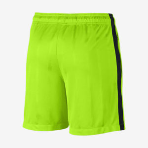 KID'S NIKE DRY SQUAD FOOTBALL SHORT ELECTRIC GREEN NIKE