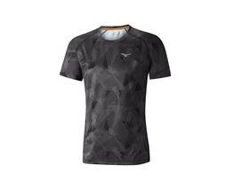 EAGLE TEE BLACK MIZUNO