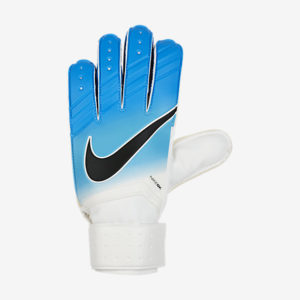 NIKE MATCH GOALKEEPER GLOVE WHITE PHOTO BLUE NIKE