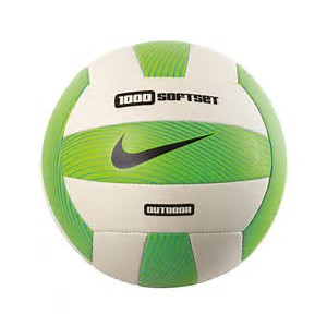 1000 SOFT VOLLEY BALL EG WH GB BK NIKE