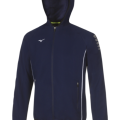 TEAM MICRO JACKET NAVY MIZUNO