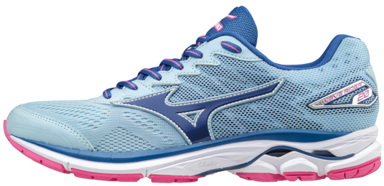 WAVE RIDER W 20 ANGEL FALLS BLUE ELECTRIC MIZUNO