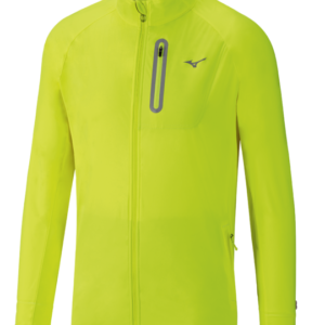 ALPHA SOFTSHELL JACKET SAFETY YELLOW MIZUNO