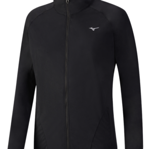 ALPHA SOFTSHELL JACKET WOS BLACK MIZUNO