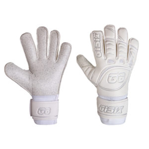 G6 GRIP CONTROL TOTAL WHITE KID GISIX