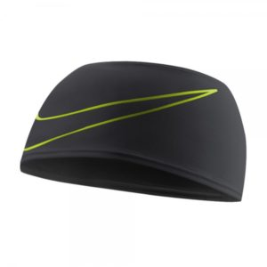DRI-FIT SWOOSH RUN HEAD BK/VT NIKE