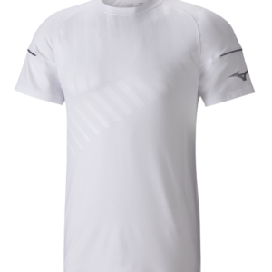 SHADOW TEE WHITE MIZUNO