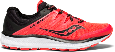 GUIDE ISO W VIZI RED BLACK SAUCONY