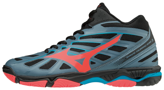 WAVE HURRICANE MID WOS BLUE MIRAGE MIZUNO