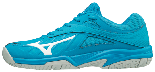 LIGHTNING STAR JNR  BLUE JEVEL MIZUNO