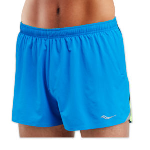 ENDORPHIN SPLIT SHORT SAUCONY