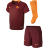 KID'S A.S.ROMA KIT ROSSO NIKE