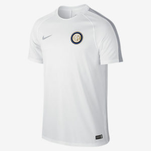 MEN'S NIKE DRY INTER MILAN TOP WHITE NIKE