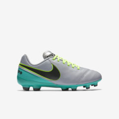 KID'S NIKE JR TIEMPO LEGEND VI FG WOLF GREY NIKE