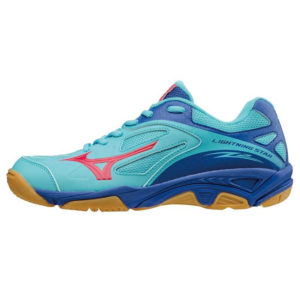 Mizuno LIGHTNING STAR Z Scarpe da Pallavolo TURCHESE – Junior