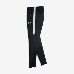 KID'S NIKE DRY SQUAD FOOTBALL PANT BLACK WHITE NIKE