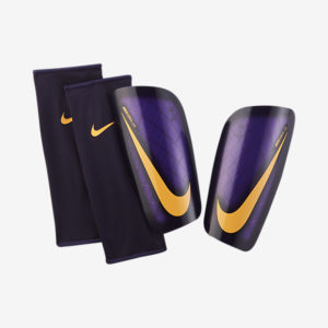 NIKE MERCURIAL LITE SHIN GUARDS HYPER GRAPE NIKE