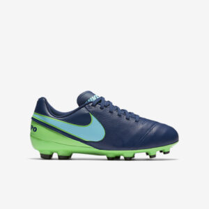 KID'S NIKE JR TIEMPO LEGEND VI FG COASTAL BLUE NIKE