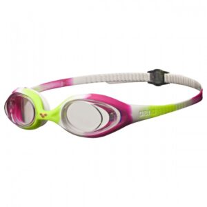 SPIDER JR LIME FUCHSIA WHITE CLEAR ARENA