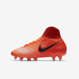KID'S NIKE JR MAGISTA OBRA II FG TOTAL CRIMSON NIKE