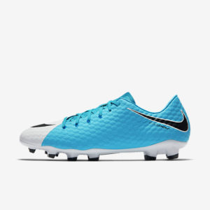 MEN'S NIKE HYPERVENOM PHELON III FG PHOTO BLUE NIKE