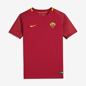 KID'S NIKE BREATHE A.S.ROMA STADIUM JERSEY TEAM NIKE