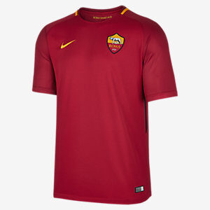 MEN'S NIKE BREATHE A.S. ROMA STADIUM JERSEY TEAM C NIKE