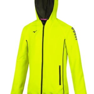 TEAM MICRO JACKET WOS YELLOW FLUO BLACK MIZUNO