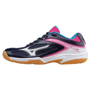 Mizuno LIGHTNING STAR Z3 Scarpe da Pallavolo PEACOAT-WHITE-DIVA-BLUE – Junior
