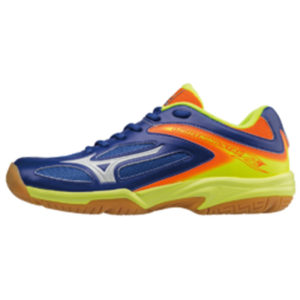 Mizuno LIGHTNING STAR Z3 Scarpe dal Pallavolo WHITE ORANGE – Junior