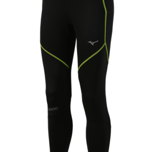 BG3000LONG TIGHT BLACK SAFETY YELLOW MIZUNO