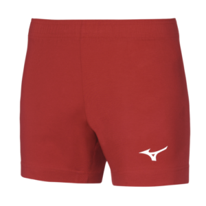 TEAM HIQ TRADE SHORT WOS RED WHITE MIZUNO