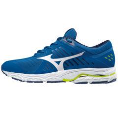 MIZUNO Scarpe da Running WAVE STREAM CLASSIC Blu/Bianco/Giallo – Uomo