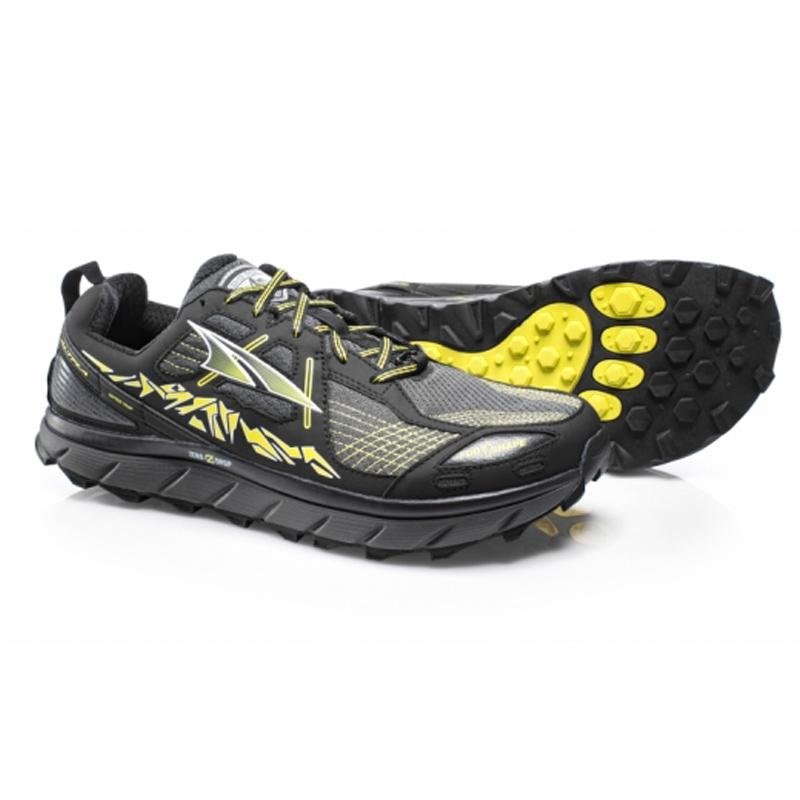 Altra LONE PEAK 3.5 M Scarpe da Running Uomo YELLOW - Center Sport ... 6a4c3bceddc
