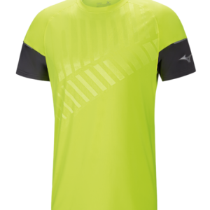 SHADOW TEE SAFETY YELLOW CASTLEROCK MIZUNO