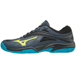 Mizuno LIGHTNING STAR Scarpe da Pallavolo OMBRE BLUE – Junior
