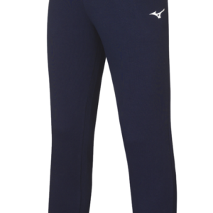 TEAM SWEAT PANT NAVY WHITE MIZUNO