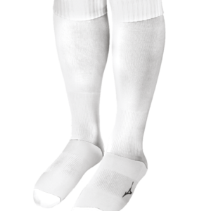 TEAM TRAD SOCK WHITE MIZUNO